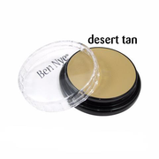 Ben Nye Creme Colors for Face and Body Painting in Desert Tan
