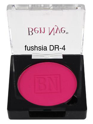 Ben Nye Dry Rouge and Contour in Fuschia