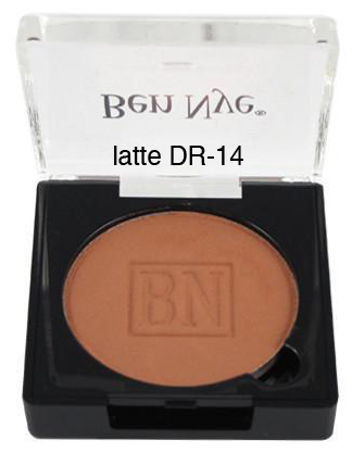 Ben Nye Dry Rouge and Contour in Latte