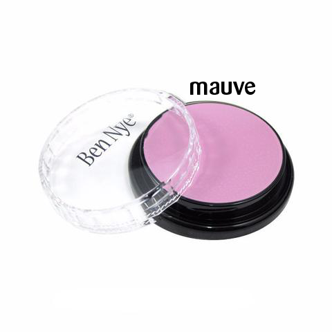 Ben Nye Creme Colors for Face and Body Painting in Mauve