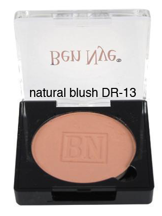 Ben Nye Dry Rouge and Contour in Natural Blush