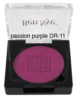 Ben Nye Dry Rouge and Contour in Passion Purple