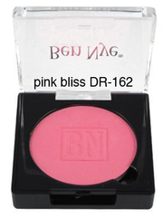 Ben Nye Dry Rouge and Contour in Pink Bliss