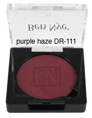 Ben Nye Dry Rouge and Contour in Purple Haze