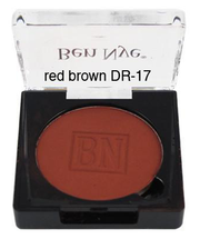 Ben Nye Dry Rouge and Contour in Red Brown