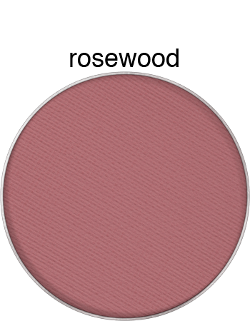 Kryolan powder blusher refill for palette and compact in  Rosewood