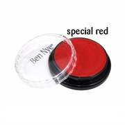 Ben Nye Creme Colors for Face and Body Painting in Special Red