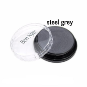Ben Nye Creme Colors for Face and Body Painting in Steel Grey