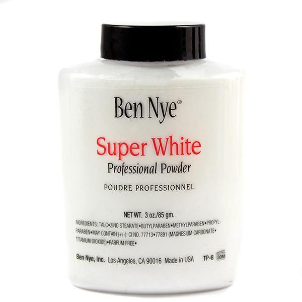 Ben Nye Super White Powder