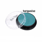 Ben Nye Creme Colors for Face and Body Painting in Turquoise