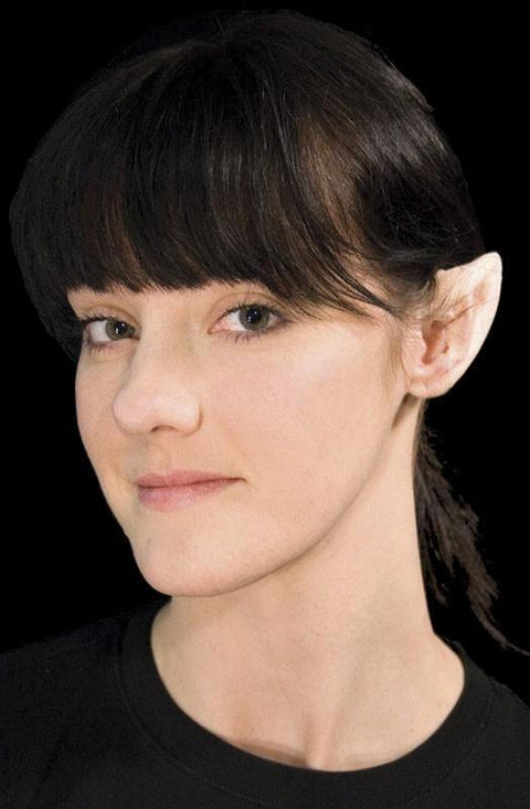 Small Ear Tips for fantasy fairy, pixie, space alien SFX prosthetic