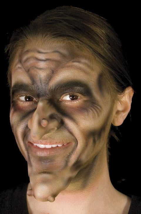 Large Witch Nose fake Halloween Prosthetic