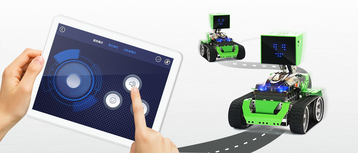 Robobloq Qoopers remote controll