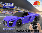 Steel Construction Audi