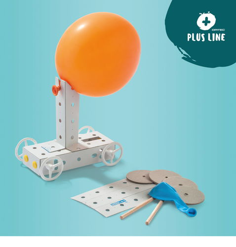OPITEC PlusLine Balloon Vehicle