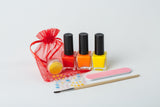 "Small set ""Neon Manicure"""