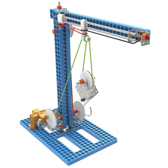 DIY Crane, Gydraulics and Elevator
