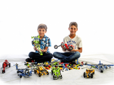 30 Models Motorized Set (Adventure Models)