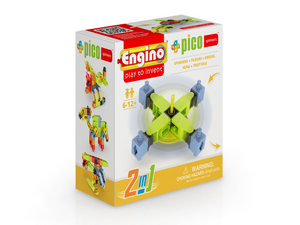 Pico Spinner Yellow