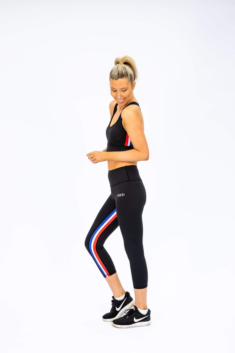 Deezi Active Crop Deezi Active Lauren Support Crop