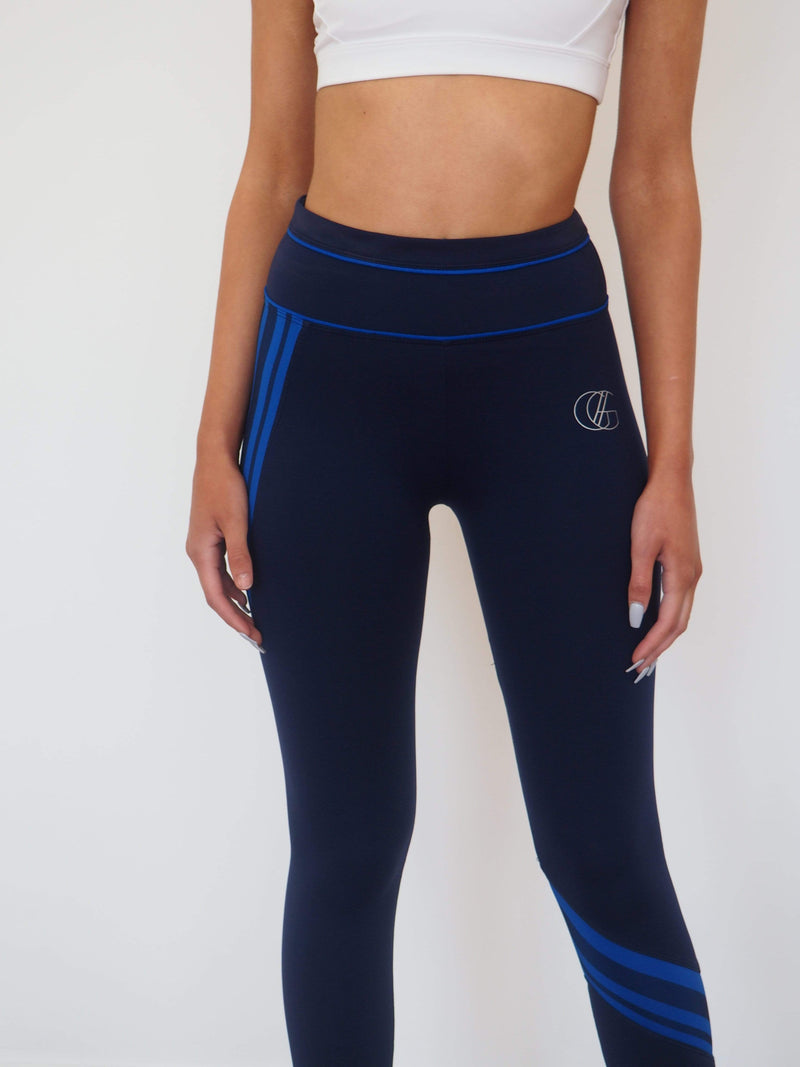 Gerrycan LEGGINGS Ashton Courtside Leggings // Navy