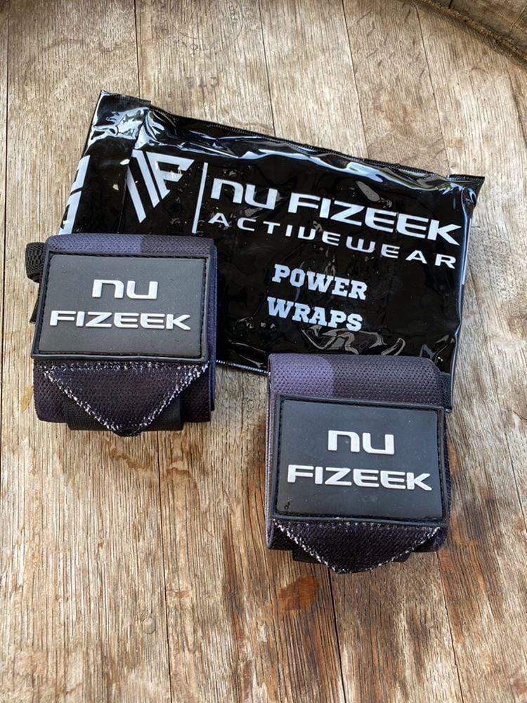 Nu Fizeek ONE SIZE NU POWER WRAPS