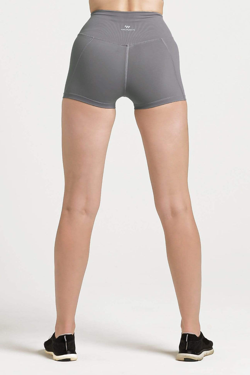 Wrapdrive Shorts Active Shorts: Raven
