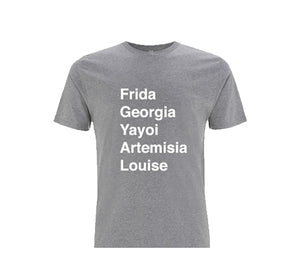Frida Melange Grey