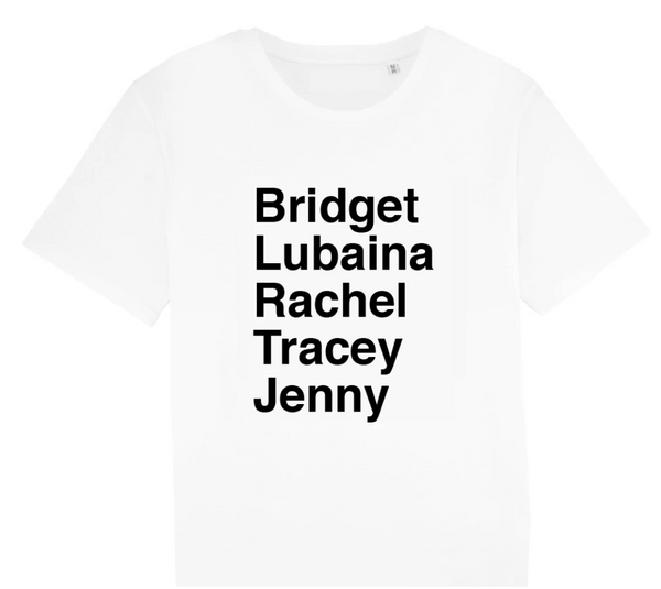 ⚡PRE-ORDER ⚡ British Women Artists T-shirt
