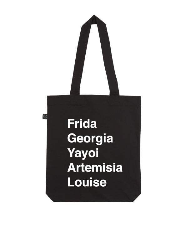 Frida Organic Cotton Tote Bag