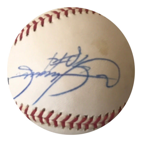Sammy Sosa Authentic Signed MLB Baseball (COA) Chicago Cubs 600 HR