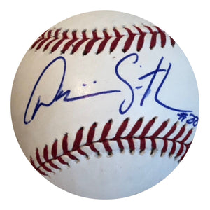 Dominic Smith Authentic Signed MLB Baseball - New York Mets - Top Notch Signatures LLC
