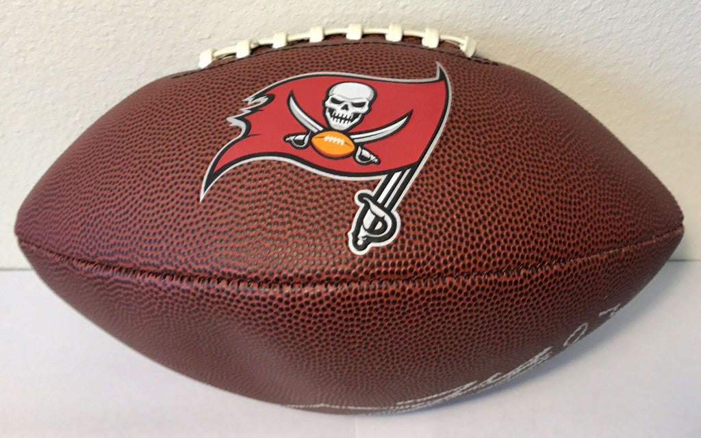 c7bfab9b8 ... Gerald McCoy Authentic Signed Tampa Bay Buccaneers Logo Football (COA)  ALL PRO - Top ...