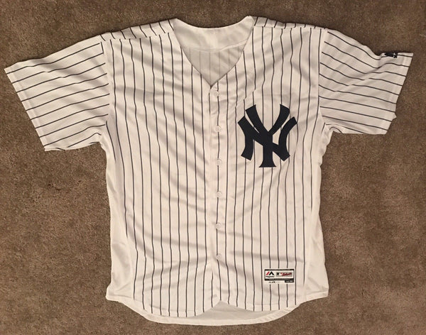 Giancarlo Stanton Signed New York Yankees Jersey - NL MVP All Star - Top Notch Signatures LLC