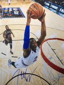 John Wall Authentic Signed 11x14 - Washington Wizards All Star - Top Notch Signatures LLC