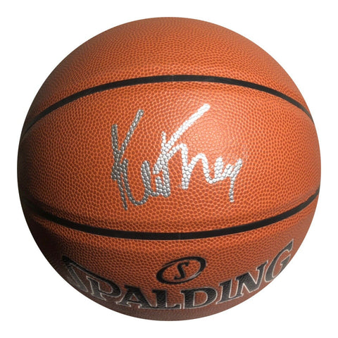Kevin Knox Authentic Signed Basketball (COA) New York Knicks 9th Overall