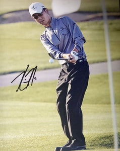 Kevin Na Authentic Signed 8x10 Photo (COA) Golf PGA Tour Top 50 Masters