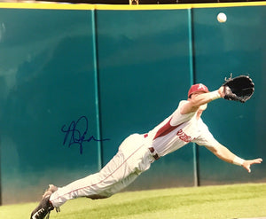 Andrew Benintendi Authentic Signed 11x14 Photo (JSA COA) BOSTON RED SOX STAR - Top Notch Signatures LLC
