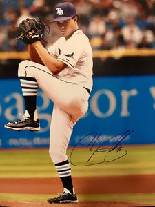 Chris Archer Authentic Signed 11x14 - Tampa Bay Rays All Star - Top Notch Signatures LLC