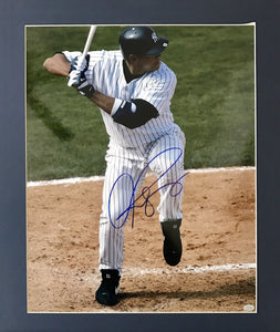 Alex Rodriguez Authentic Custom Matted Signed 16x20 - New York Yankees MVP - Top Notch Signatures LLC
