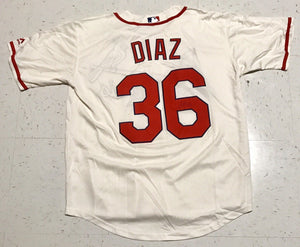 Aledmys Diaz Signed St. Louis Cardinals Jersey All Star - Top Notch Signatures LLC