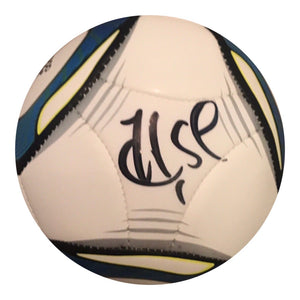 Hope Solo Authentic Signed Mini Soccer Ball - TEAM USA WORLD CUP - Top Notch Signatures LLC