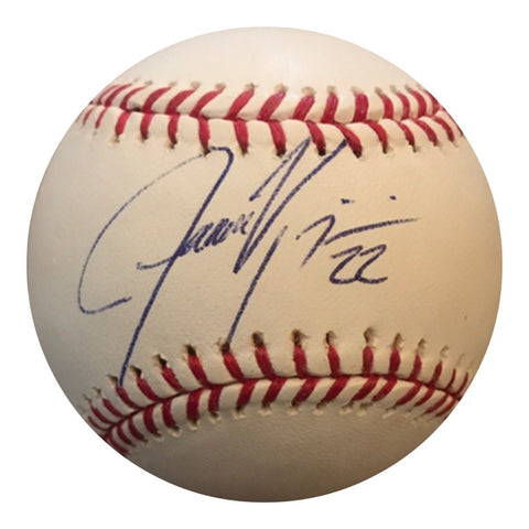 Jason Kipnis Authentic Signed MLB Baseball - CLEVELAND INDIANS ALL STAR - Top Notch Signatures LLC