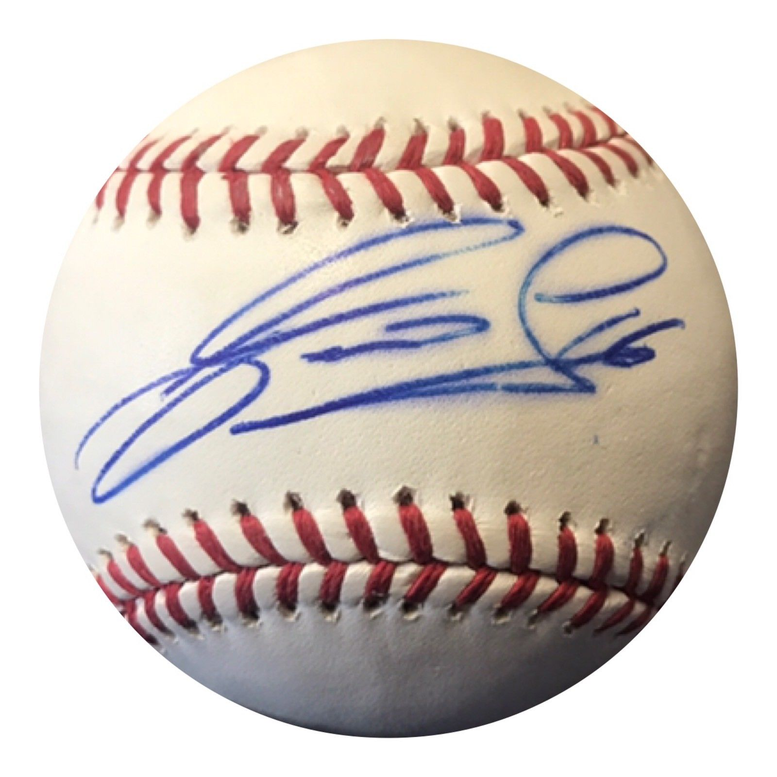Jose Fernandez Authentic Signed MLB Baseball - MIAMI MARLINS ALL STAR RARE - Top Notch Signatures LLC