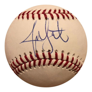 Jon Lester Authentic Signed MLB Baseball - Chicago Cubs World Series Champ - Top Notch Signatures LLC