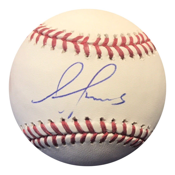 Alex Reyes Authentic Signed MLB Baseball - ST.LOUIS CARDINALS TOP PROSPECT - Top Notch Signatures LLC