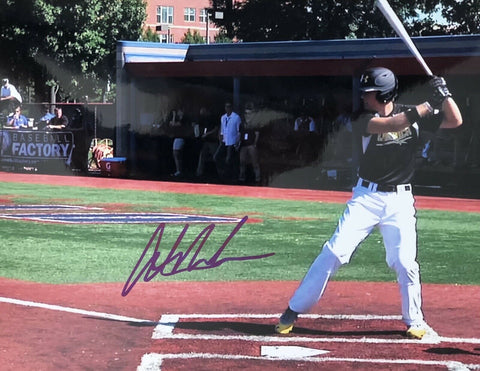 Austin Meadows Authentic Signed 8x10 Photo - Pittsburgh Pirates Rays - Top Notch Signatures LLC
