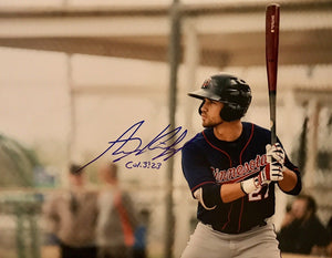 Alex Kiriloff Authentic Signed 11x14 Photo - Minnesota Twins Top Prospect - Top Notch Signatures LLC