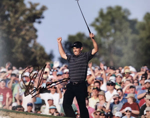 Charl Schwartzel Authentic Signed 8x10 Photo - PGA Tour Masters Champion - Top Notch Signatures LLC