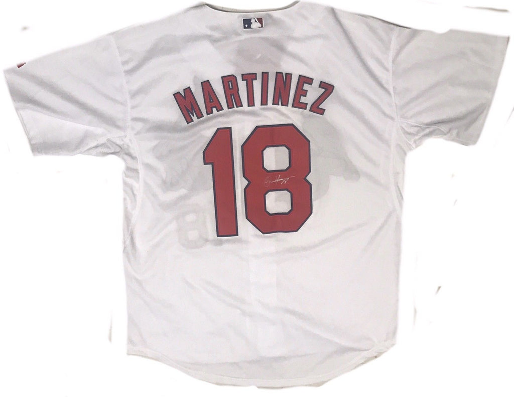 info for 0357b 5e16d Carlos Martinez Signed St. Louis Cardinals Jersey - 2x ALL ...